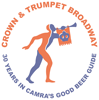 Crown and Trumpet Logo Right